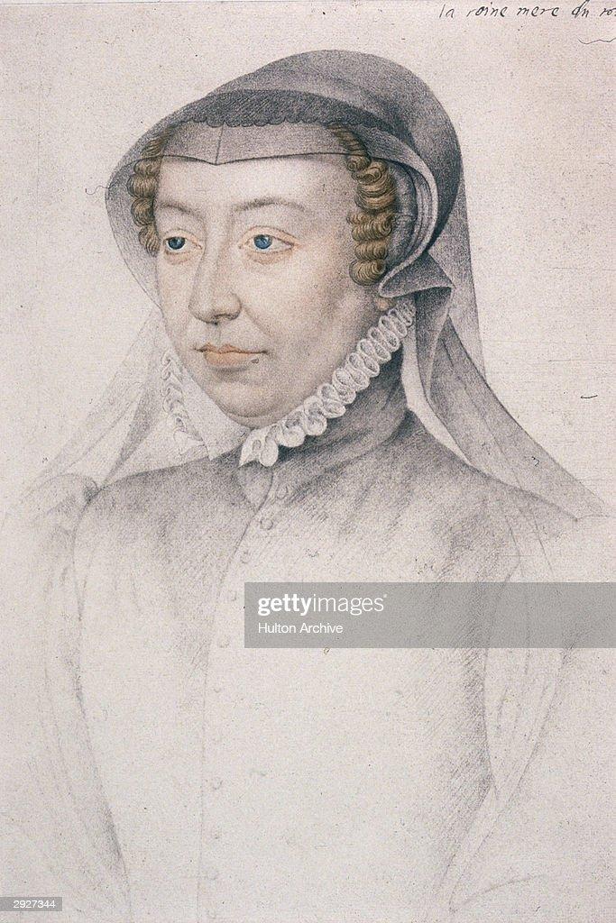 Catherine de Medici : News Photo