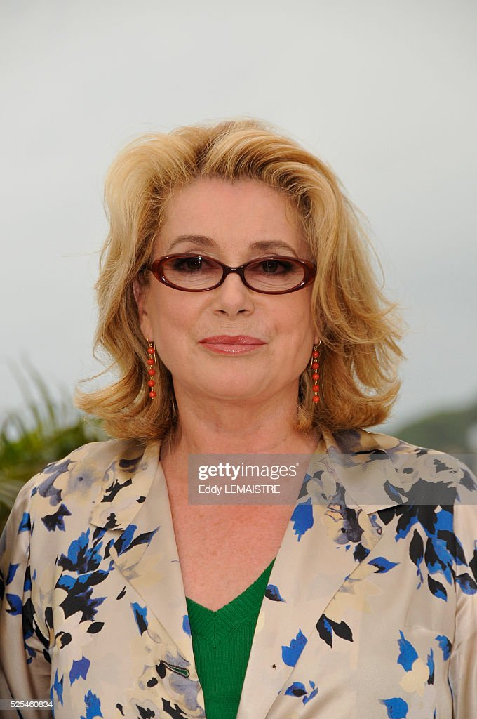 c8bc9fa3513 Catherine Deneuve at the photo call of  Je Veux Voir  during the 61st Cannes