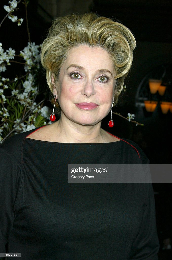 "Catherine Deneuve and The French Institute Alliance Francaise Host ""La Nuit Des"