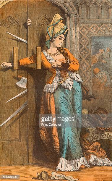 Catherine Douglas, later Catherine Kate Barlass, was a historical figure who tried to prevent the assassination of King James I of Scotland on...