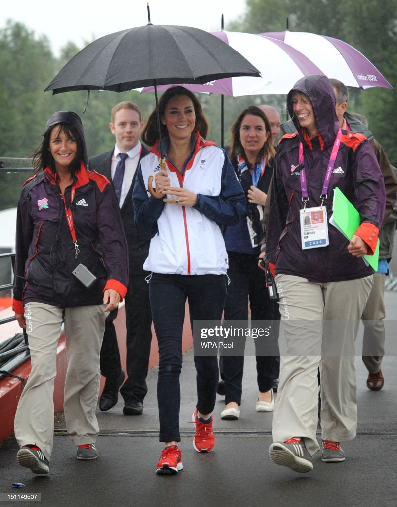 2012 London Paralympics - Day 4 - Rowing : News Photo