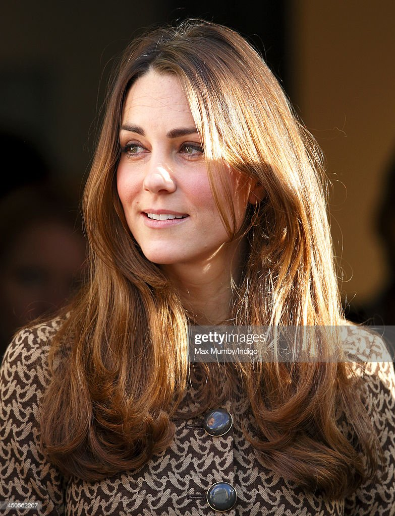 The Duke And Duchess Of Cambridge Attend Only Connect Projects : News Photo
