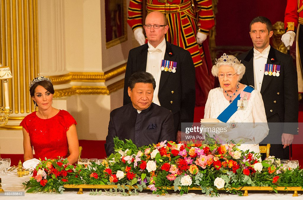 State Visit Of The President Of The People's Republic Of China - Day 2 : Fotografía de noticias