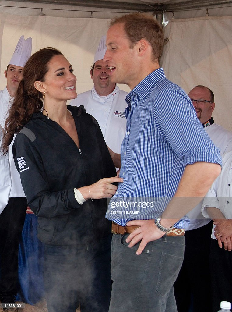 The Duke And Duchess Of Cambridge North American Royal Visit - Day 5 : News Photo