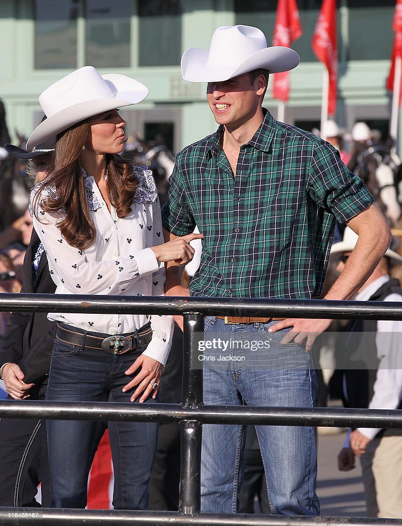 The Duke And Duchess Of Cambridge Canadian Tour - Day 8 : News Photo