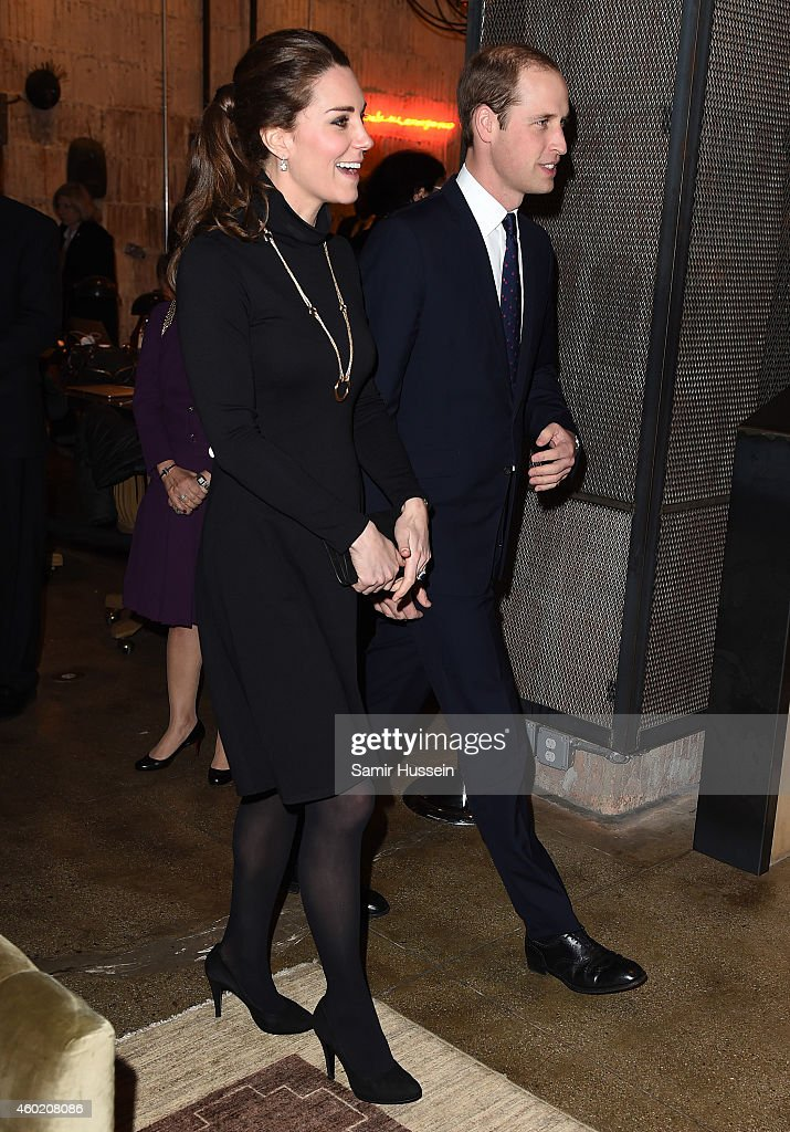 The Duke And Duchess Of Cambridge Attend The Creativity Is GREAT Reception : News Photo