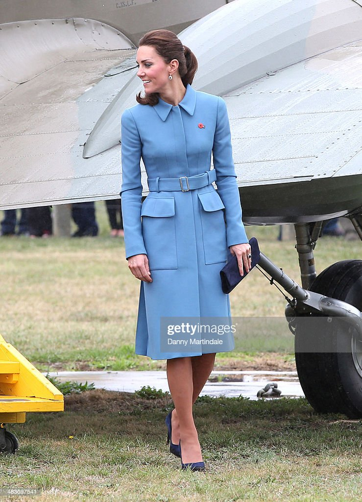 The Duke And Duchess Of Cambridge Tour Australia And New Zealand - Day 4 : News Photo