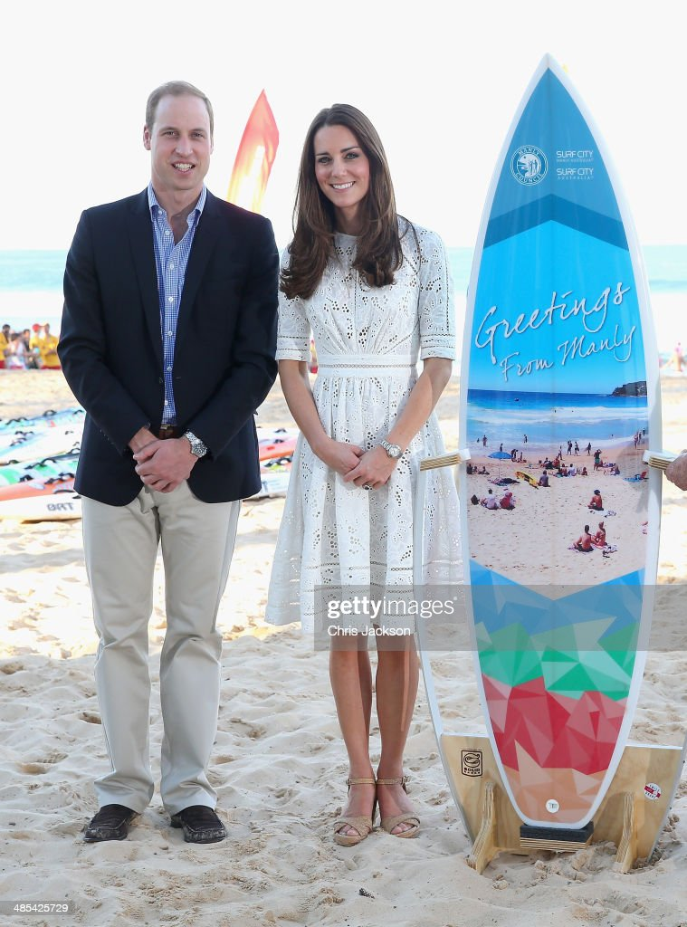 Best Of: The Duke And Duchess Of Cambridge Tour Australia And New Zealand
