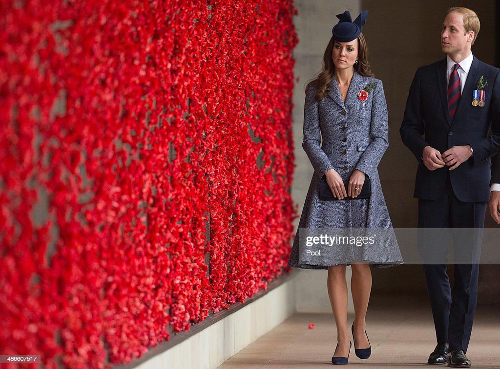 The Duke And Duchess Of Cambridge Tour Australia And New Zealand - Day 19 : Fotografia de notícias