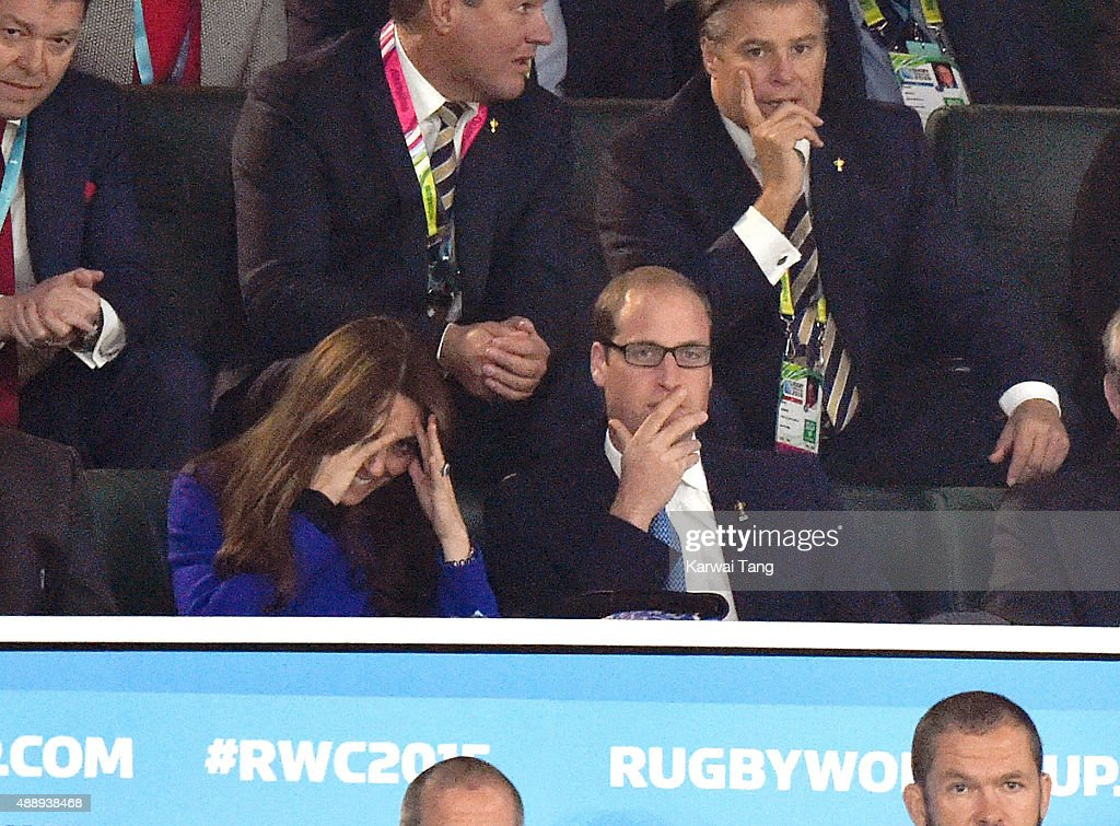 Rugby World Cup 2015 - Opening Ceremony : News Photo