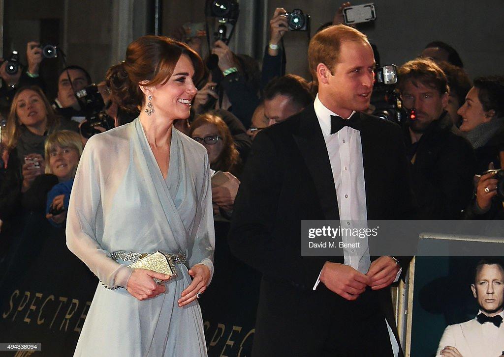 """Spectre"" - Royal World Premiere - VIP Arrivals : News Photo"