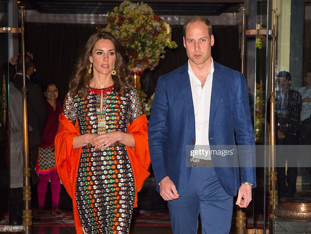 Royal visit to India and Bhutan - Day 5 : News Photo