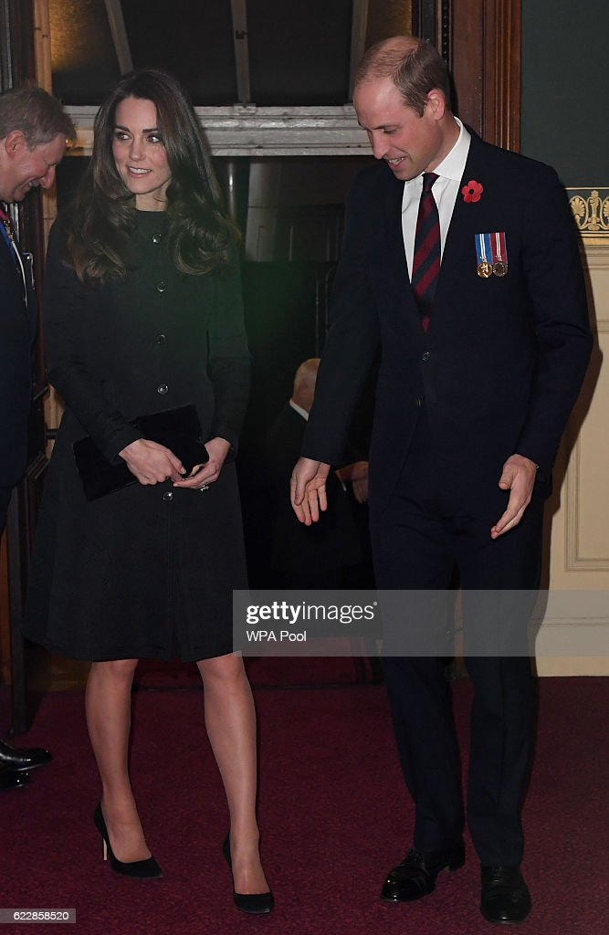 Royal British Legion Festival of Remembrance At The Royal Albert Hall : News Photo