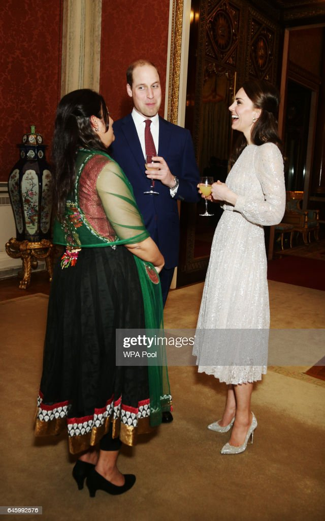 The Queen Launches 2017 India Year Of Culture : News Photo