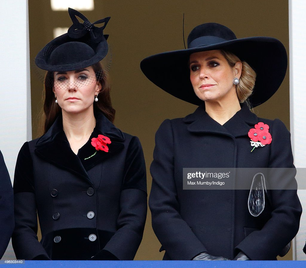 The UK Observes Remembrance Sunday : News Photo