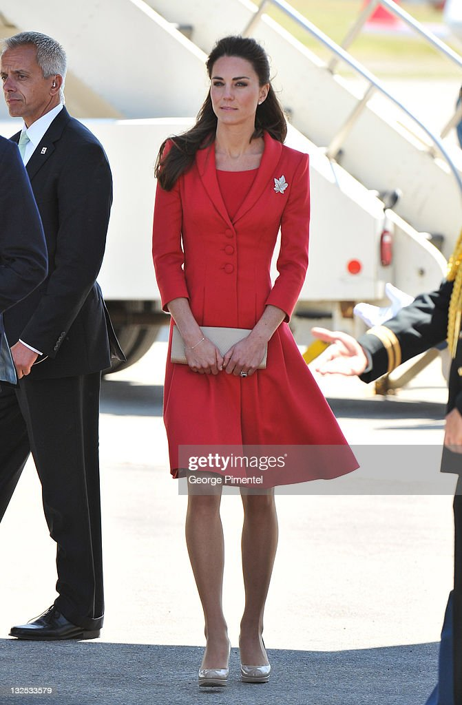 The Duke And Duchess Of Cambridge North American Royal Visit - Day 9 : News Photo