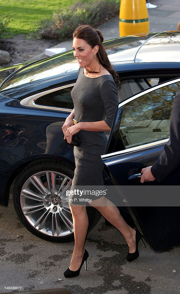 The Duke And Duchess Of Cambridge Attend A Reception At The Imperial War Museum : News Photo