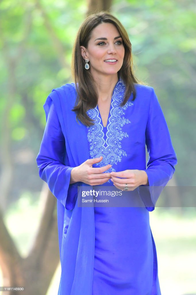 The Duke And Duchess Of Cambridge Visit Islamabad - Day Two : Fotografía de noticias