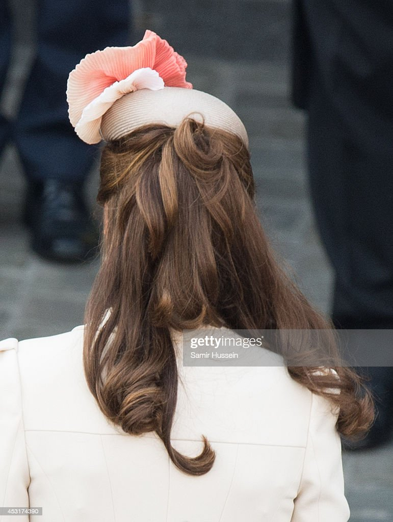 Duke & Duchess Of Cambridge And Prince Harry Attend Grand Place : News Photo