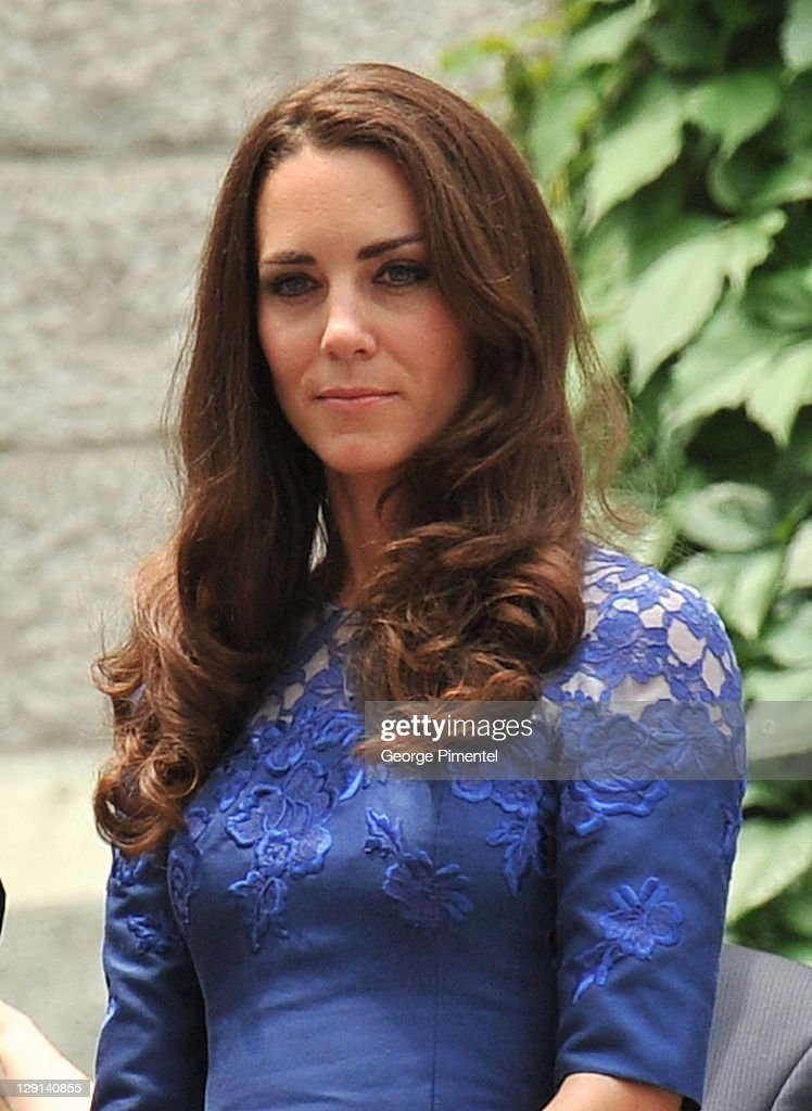 The Duke And Duchess Of Cambridge North American Royal Visit - Day 4 : News Photo