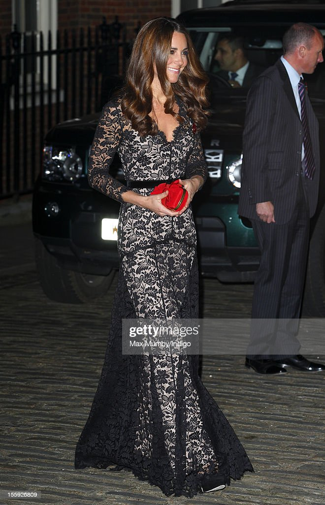 The Duke And Duchess Of Cambridge Attend A Dinner At Temple Inn : News Photo