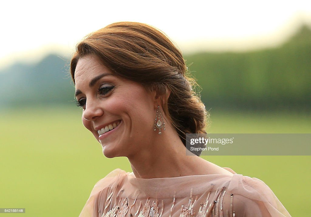 The Duke And Duchess Of Cambridge Attend Gala Dinner To Support East Anglia's Children's Hospices' Nook Appeal : News Photo