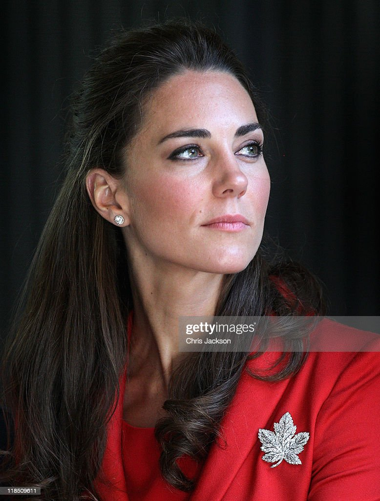 The Duke And Duchess Of Cambridge Canadian Tour - Day 9 : News Photo
