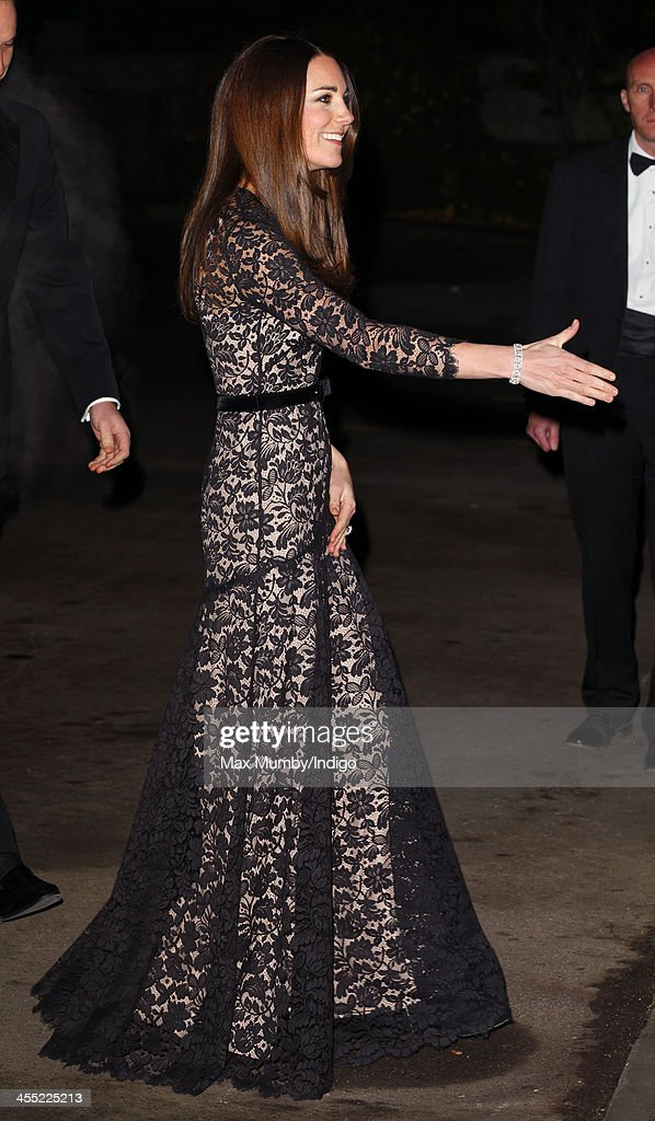 Catherine, Duchess of Cambridge attends a screening of David Attenborough's Natural History Museum Alive 3D at the Natural History Museum on December 11, 2013 in London, England.
