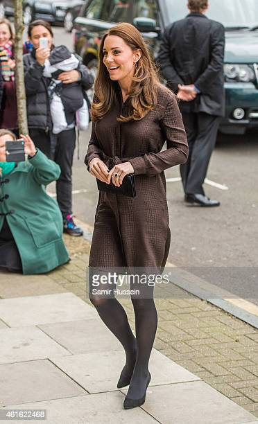 Kate Middleton January 2015