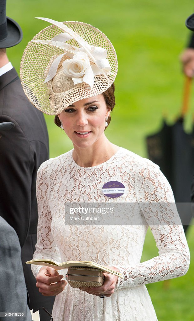 Royal Ascot - Day 2 : News Photo