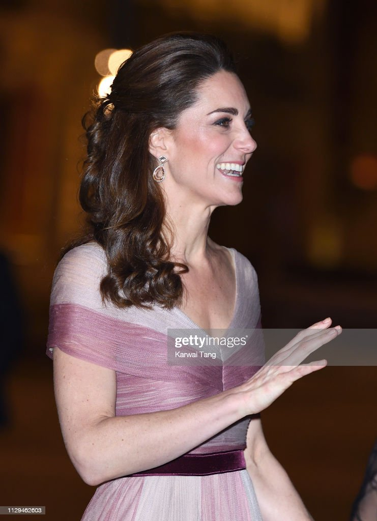 5261b0d6e The Duchess Of Cambridge Attends 100 Women In Finance Gala Dinner   News  Photo