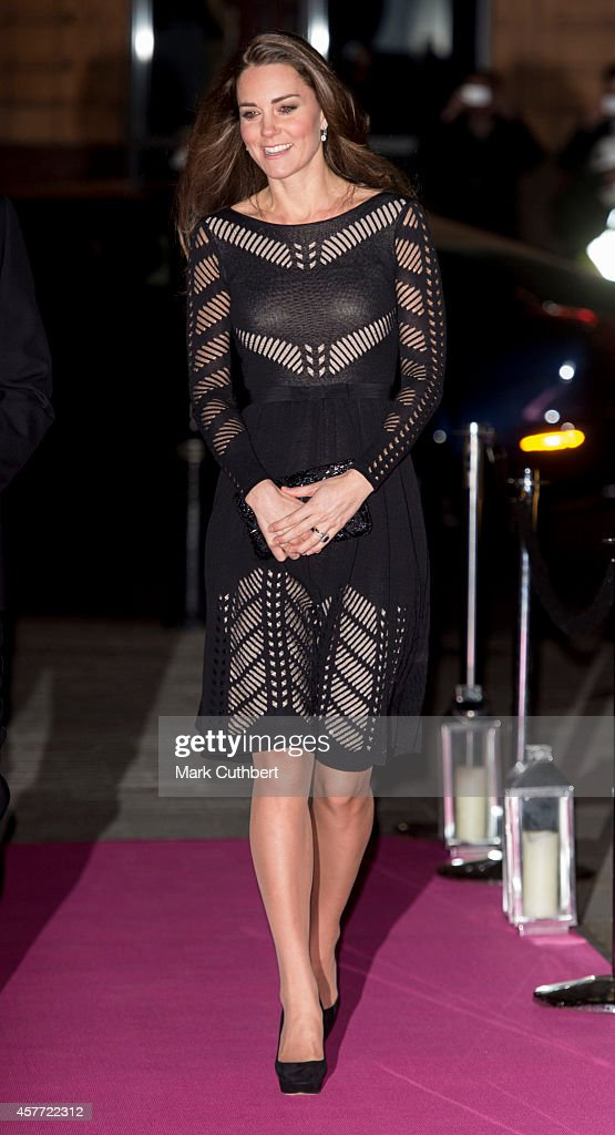 The Duchess Of Cambridge Attends Action On Addiction Dinner : ニュース写真