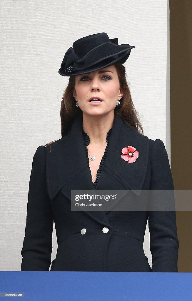 The UK Observes Remembrance Sunday : ニュース写真