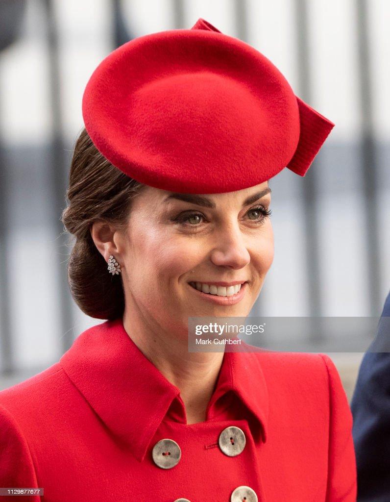 Commonwealth Day 2019 : News Photo