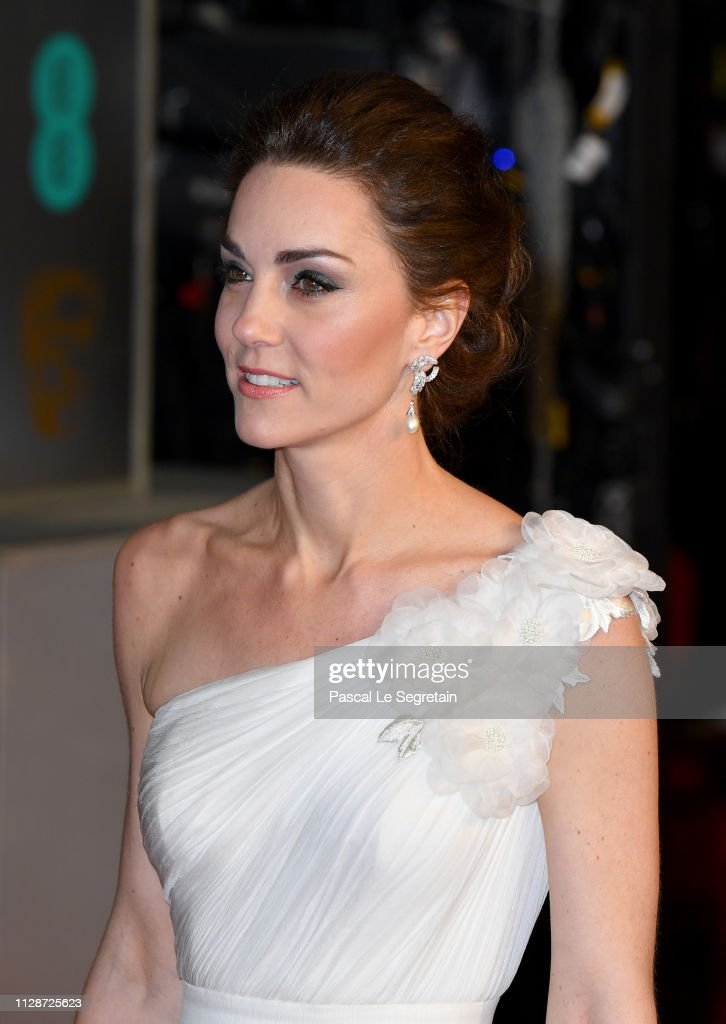 EE British Academy Film Awards - Red Carpet Arrivals : Nieuwsfoto's