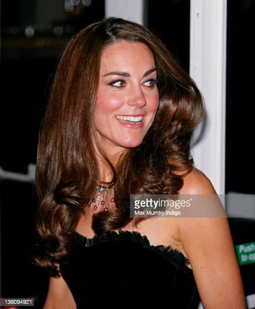 Catherine, Duchess of Cambridge attends The Sun Military Awards at Imperial War Museum on December 19, 2011 in London, England.