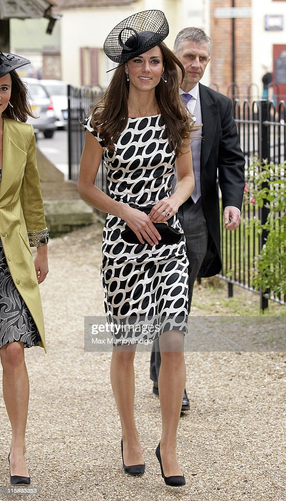 catherine duchess of cambridge attends the wedding of sam