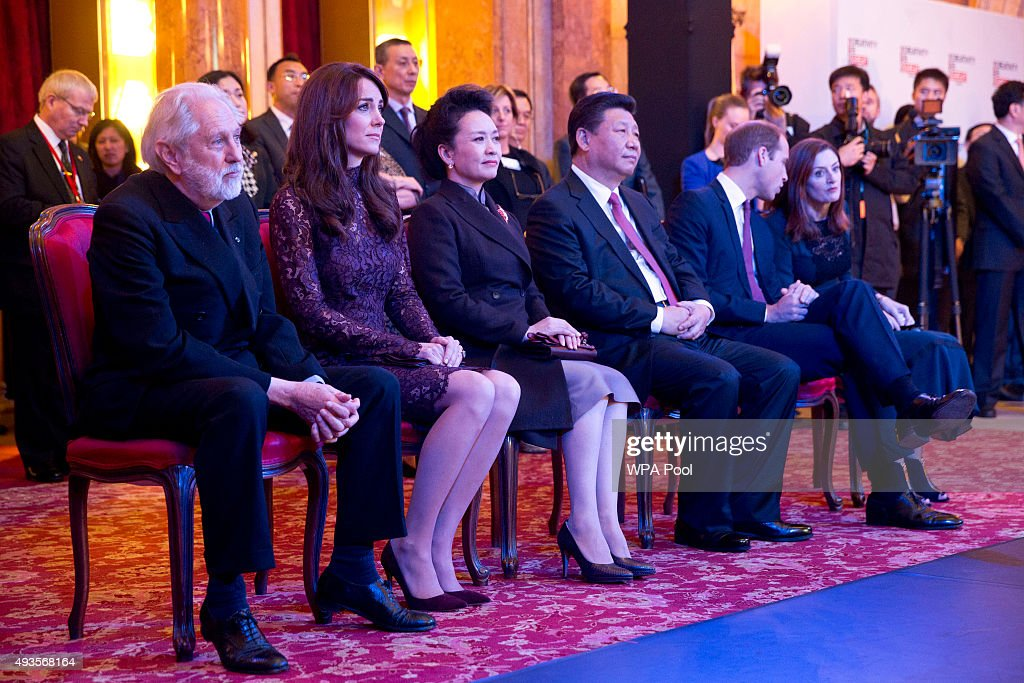 State Visit Of The President Of The People's Republic Of China - Day 3 : News Photo