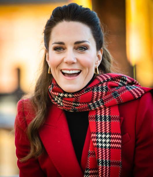 GBR: The Duke And Duchess Of Cambridge Visit Communities Across The UK