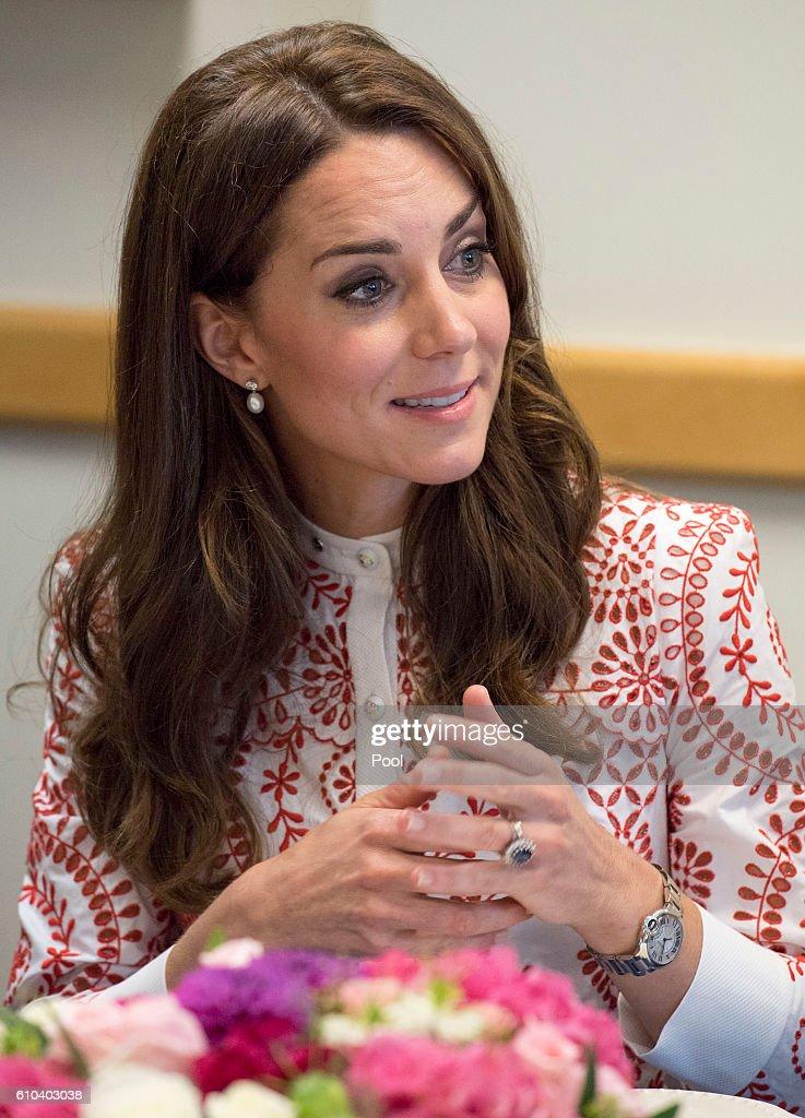 2016 Royal Tour To Canada Of The Duke And Duchess Of Cambridge - Vancouver, British Columbia : Foto di attualità