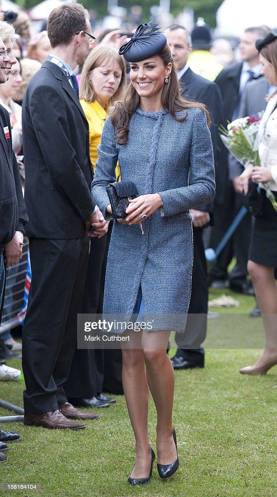 Royal Visit To Nottingham : News Photo