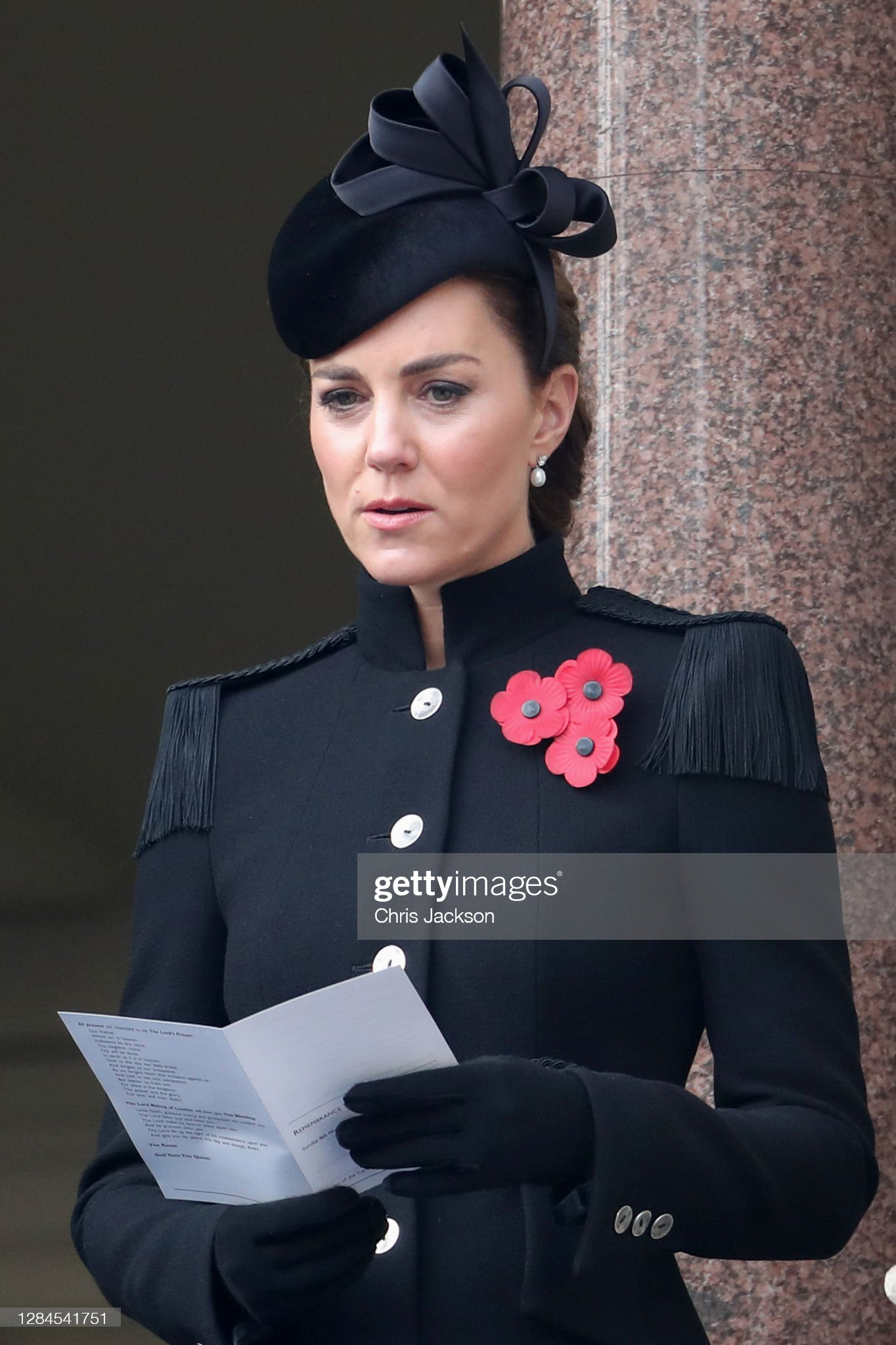 https://media.gettyimages.com/photos/catherine-duchess-of-cambridge-during-the-national-service-of-at-the-picture-id1284541751?s=2048x2048