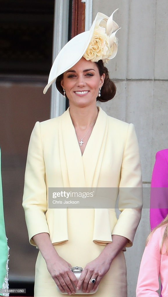 Trooping The Colour 2019 : News Photo