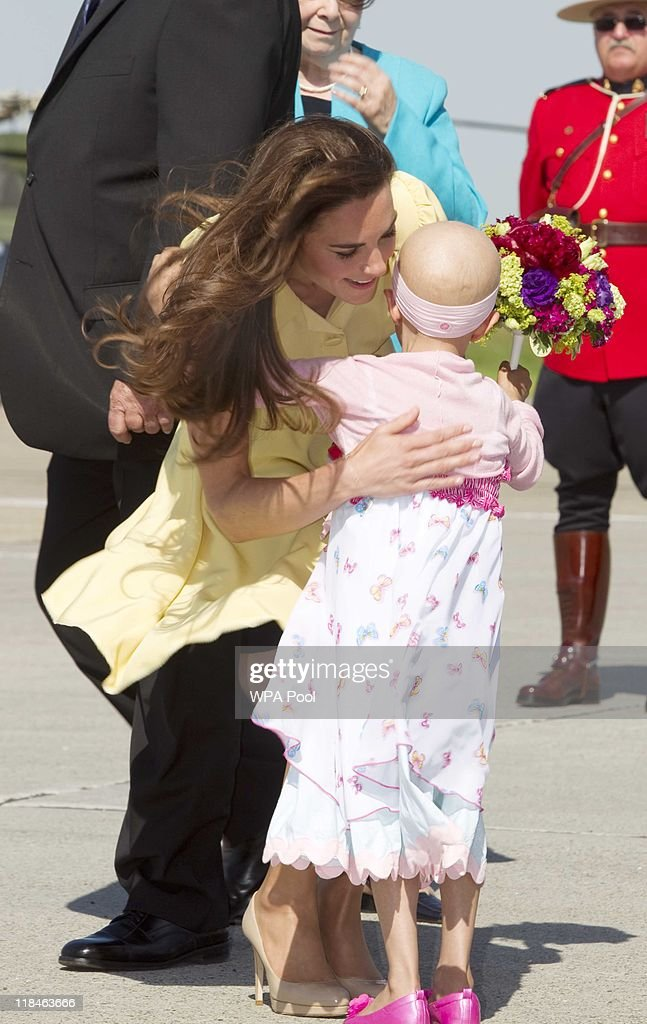 The Duke And Duchess Of Cambridge North American Royal Visit - Day 8 : News Photo