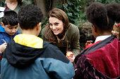london england catherine duchess cambridge helps