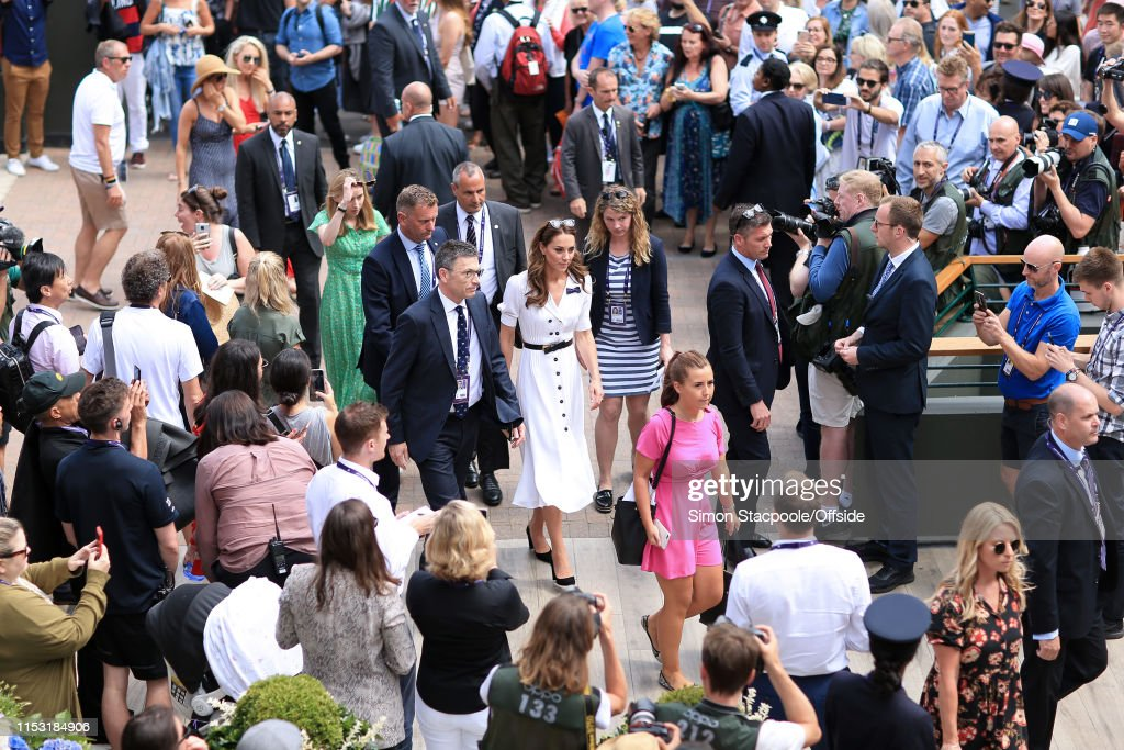 Day Two: The Championships - Wimbledon 2019 : News Photo