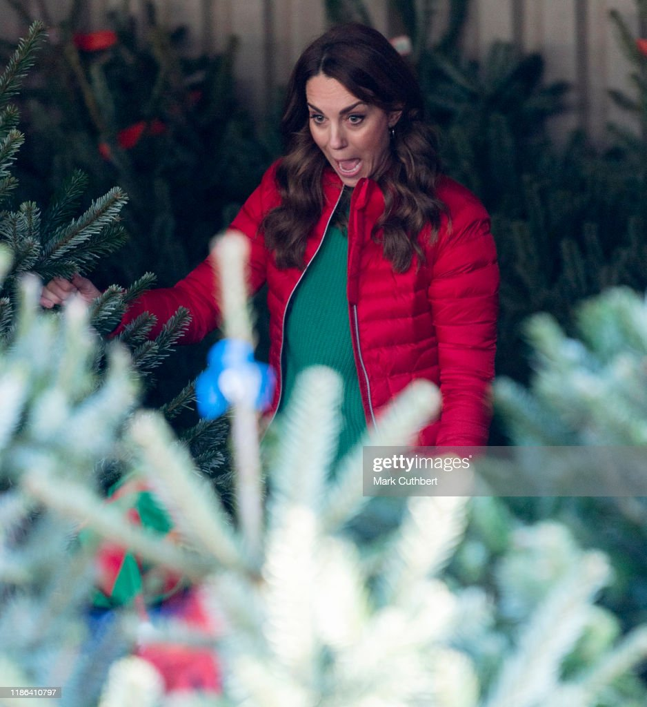 The Duchess Of Cambridge Joins Family Action To Mark New Patronage : News Photo