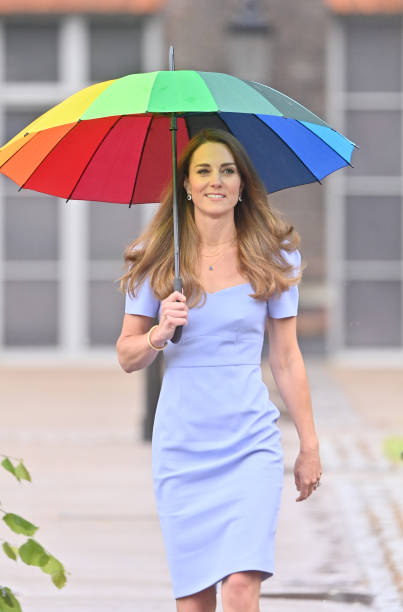 GBR: The Duchess Of Cambridge Launches The Royal Foundation Centre For Early Childhood