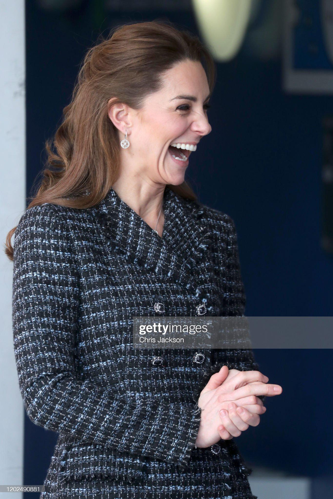 Мероприятие герцогини Кембриджской. Обновлен