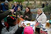 london england catherine duchess cambridge makes